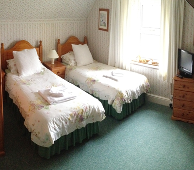 The Atlantic View Hotel - Tintagel - Cornwall