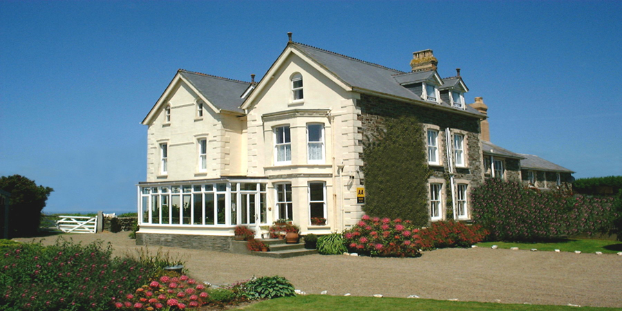 Hotel Tintagel - The Atlantic View Hotel Cornwall